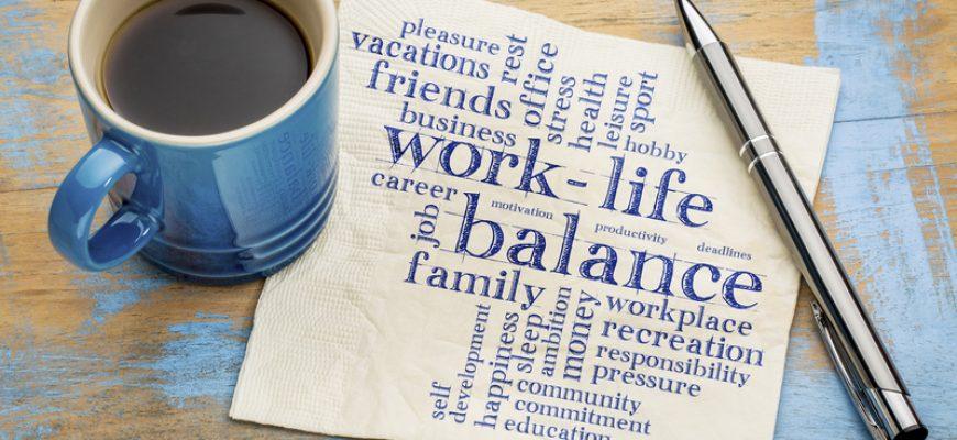 על איזון בין בית ומשפחה לעבודה וקריירה