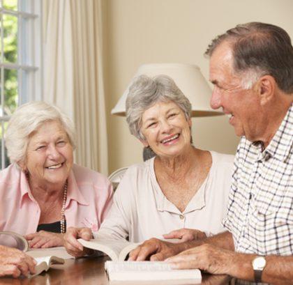 קליטה בדיור מוגן – דיון בטיפול קבוצתי