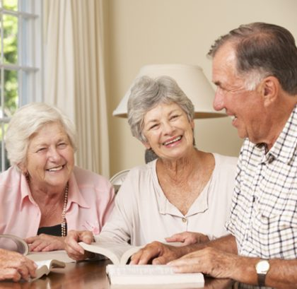 האם ניתן להגדיל את האושר בזקנה?